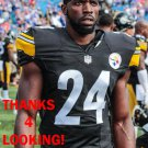DORAN GRANT 2015 PITTSBURGH STEELERS FOOTBALL CARD