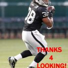 RASHAWN JACKSON 2012 OAKLAND RAIDERS FOOTBALL CARD