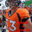 JAMES FERENTZ 2015 DENVER BRONCOS FOOTBALL CARD