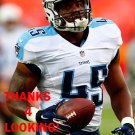 JALSTON FOWLER 2015 TENNESSEE TITANS FOOTBALL CARD