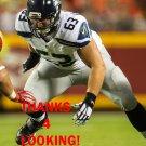 MARK GLOWINSKI 2015 SEATTLE SEAHAWKS FOOTBALL CARD