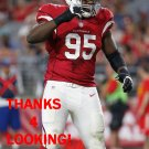 RODNEY GUNTER 2015 ARIZONA CARDINALS FOOTBALL CARD