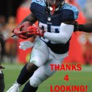 TERRANCE WEST 2015 TENNESSEE TITANS FOOTBALL CARD