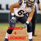 ANDREW DONNAL 2015 ST. LOUIS RAMS FOOTBALL CARD