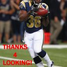 CALVIN MIDDLETON 2012 ST. LOUIS RAMS FOOTBALL CARD