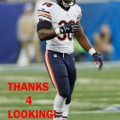 ADRIAN AMOS 2015 CHICAGO BEARS FOOTBALL CARD