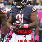 EDDIE GOLDMAN 2015 CHICAGO BEARS FOOTBALL CARD