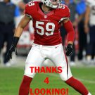 ALANI FUA 2015 ARIZONA CARDINALS FOOTBALL CARD