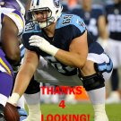 ANDY GALLIK 2015 TENNESSEE TITANS FOOTBALL CARD