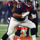 KENDALL LAMM 2015 HOUSTON TEXANS FOOTBALL CARD