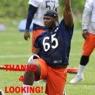CAMERON JEFFERSON 2015 CHICAGO BEARS FOOTBALL CARD
