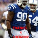 KENDALL LANGFORD 2015 INDIANAPOLIS COLTS FOOTBALL CARD