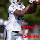 GABE HOLMES 2015 OAKLAND RAIDERS FOOTBALL CARD