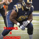 DEMETRIUS RHANEY 2015 ST. LOUIS RAMS FOOTBALL CARD