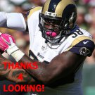 NICK FAIRLEY 2015 ST. LOUIS RAMS FOOTBALL CARD