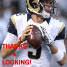 NICK FOLES 2015 ST. LOUIS RAMS FOOTBALL CARD