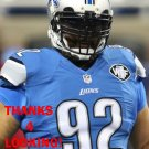 HALOTI NGATA 2015 DETROIT LIONS FOOTBALL CARD