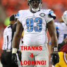 TYRUNN WALKER 2015 DETROIT LIONS FOOTBALL CARD