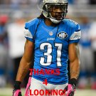 RASHEAN MATHIS 2015 DETROIT LIONS FOOTBALL CARD