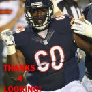 TERRY WILLIAMS 2015 CHICAGO BEARS FOOTBALL CARD