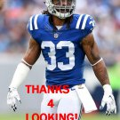 DWIGHT LOWERY 2015 INDIANAPOLIS COLTS FOOTBALL CARD