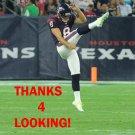 WILL JOHNSON 2015 HOUSTON TEXANS FOOTBALL CARD