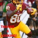 JAMISON CROWDER 2015 WASHINGTON REDSKINS FOOTBALL CARD