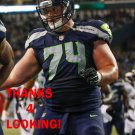 WILL PERICAK 2015 SEATTLE SEAHAWKS FOOTBALL CARD