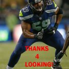 TERRY POOLE 2015 SEATTLE SEAHAWKS FOOTBALL CARD