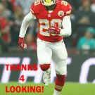 STEVEN NELSON 2015 KANSAS CITY CHIEFS FOOTBALL CARD