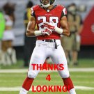 AKEEM KING 2015 ATLANTA FALCONS FOOTBALL CARD