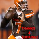 AUSTIN DAVIS 2015 CLEVELAND BROWNS FOOTBALL CARD