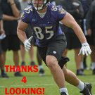 ALLEN REISNER 2015 BALTIMORE RAVENS FOOTBALL CARD