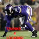 B.J. DUBOSE 2015 MINNESOTA VIKINGS FOOTBALL CARD