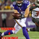 ISAAC FRUECHTE 2015 MINNESOTA VIKINGS FOOTBALL CARD