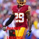 CHRIS CULLIVER 2015 WASHINGTON REDSKINS FOOTBALL CARD