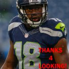 KASEN WILLIAMS 2015 SEATTLE SEAHAWKS FOOTBALL CARD