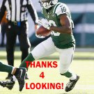 KENBRELL THOMPKINS 2015 NEW YORK JETS FOOTBALL CARD