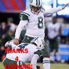 RANDY BULLOCK 2015 NEW YORK JETS FOOTBALL CARD