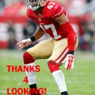MARCUS CROMARTIE 2015 SAN FRANCISCO 49ERS FOOTBALL CARD