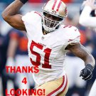 GERALD HODGES 2015 SAN FRANCISCO 49ERS FOOTBALL CARD