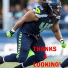 WILL TUKUAFU 2015 SEATTLE SEAHAWKS FOOTBALL CARD