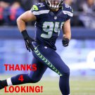ALEX SINGLETON 2015 SEATTLE SEAHAWKS FOOTBALL CARD