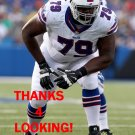 RED BRYANT 2015 BUFFALO BILLS FOOTBALL CARD