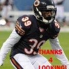 JACOBY GLENN 2015 CHICAGO BEARS FOOTBALL CARD