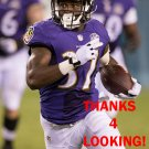 JAVORIUS ALLEN 2015 BALTIMORE RAVENS FOOTBALL CARD