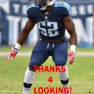 STEVE JOHNSON 2015 TENNESSEE TITANS FOOTBALL CARD