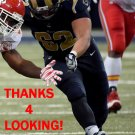LOUIS TRINCA-PASAT 2015 ST. LOUIS RAMS FOOTBALL CARD
