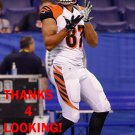 C.J. UZOMAH 2015 CINCINNATI BENGALS FOOTBALL CARD