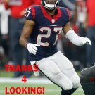 QUINTIN DEMPS 2015 HOUSTON TEXANS FOOTBALL CARD